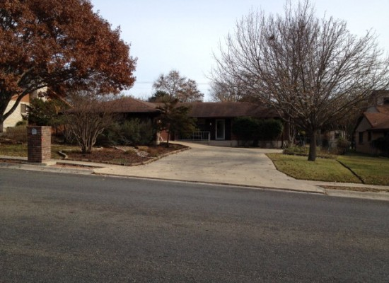 Homes In The Country Outside Kerrville City Limits